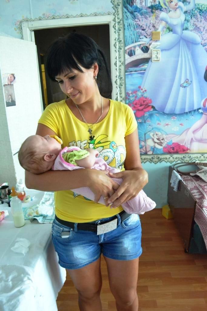 В Мариуполе дети-сироты из Донецка нуждаются в ходунках, колясках и памперсах (ФОТОРЕПОРТАЖ), фото-7