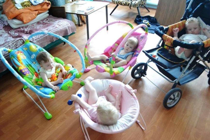 В Мариуполе дети-сироты из Донецка нуждаются в ходунках, колясках и памперсах (ФОТОРЕПОРТАЖ), фото-9