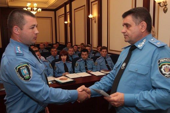 В Киеве наградили особо отличившихся милиционеров, фото-3