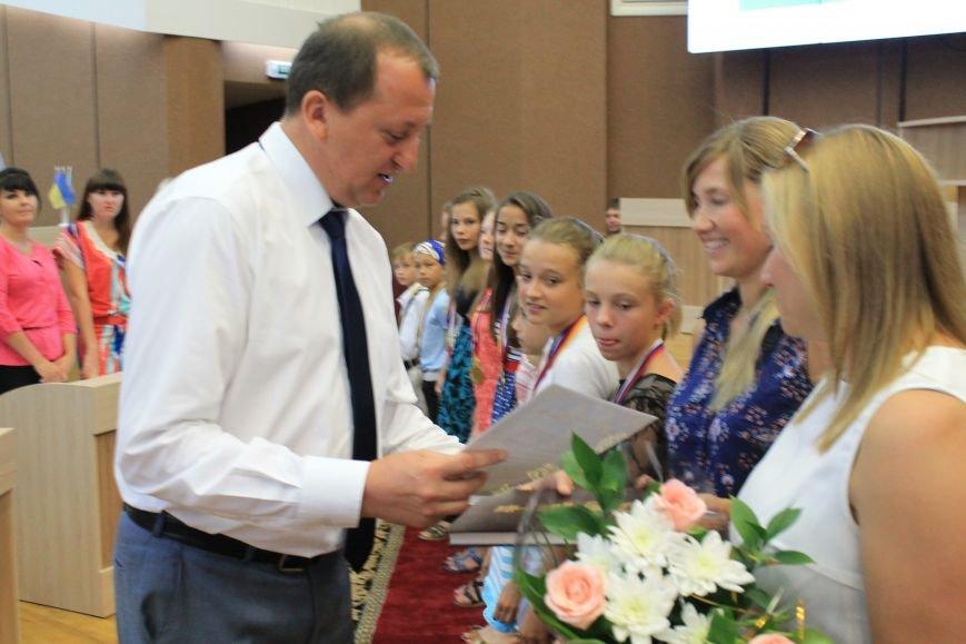 В Сумах поздравили спортсменов с успешными выступлениями в Австрии и на Азовском море (ФОТО), фото-1