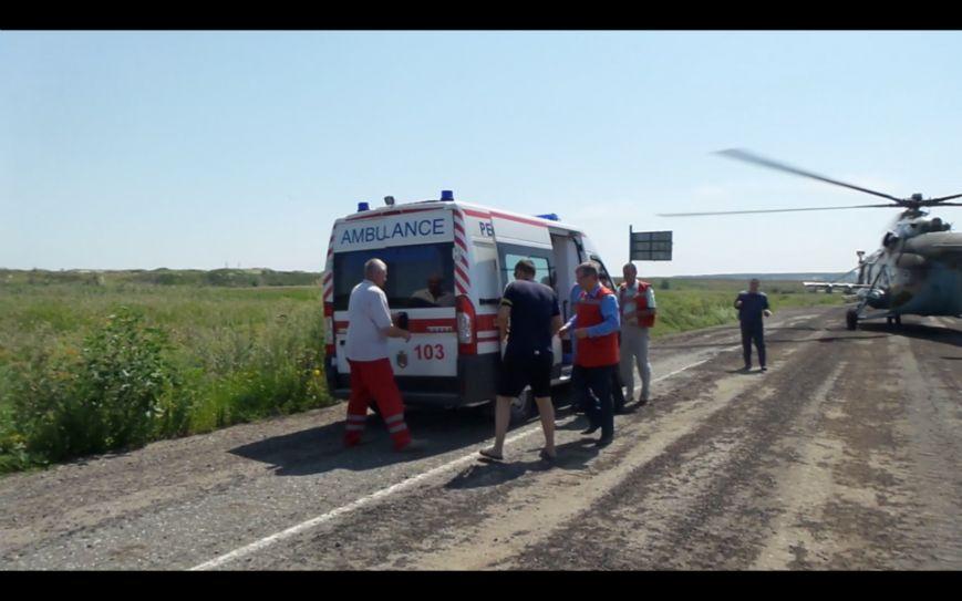 На заседании Криворожского горсовета Александр Голяков сообщил подробности поездки по освобождению Александра Пискуна, фото-3