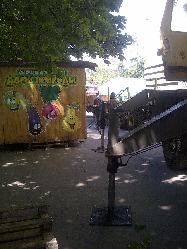 В Мариуполе демонтировали 6 незаконных киосков (ФОТО), фото-3