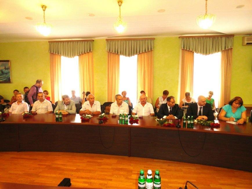 Металлурги Мариуполя получили государственные награды из рук губернатора Донетчины (ФОТО), фото-1