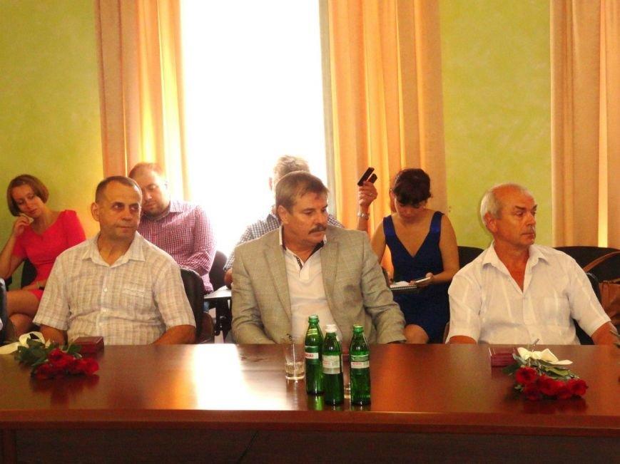 Металлурги Мариуполя получили государственные награды из рук губернатора Донетчины (ФОТО), фото-5