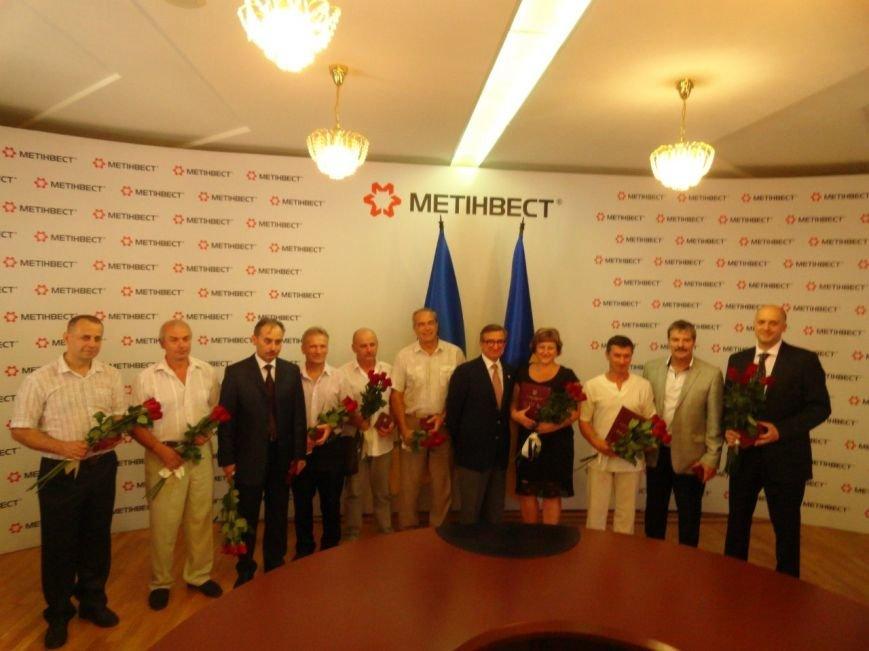 Металлурги Мариуполя получили государственные награды из рук губернатора Донетчины (ФОТО), фото-2