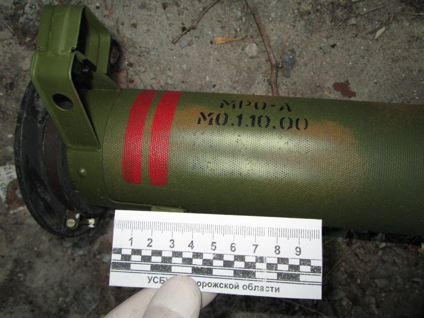Бердянское УСБУ обстреляли из спецоружия для уничтожения зданий (ФОТО, ОБНОВЛЕНО), фото-7