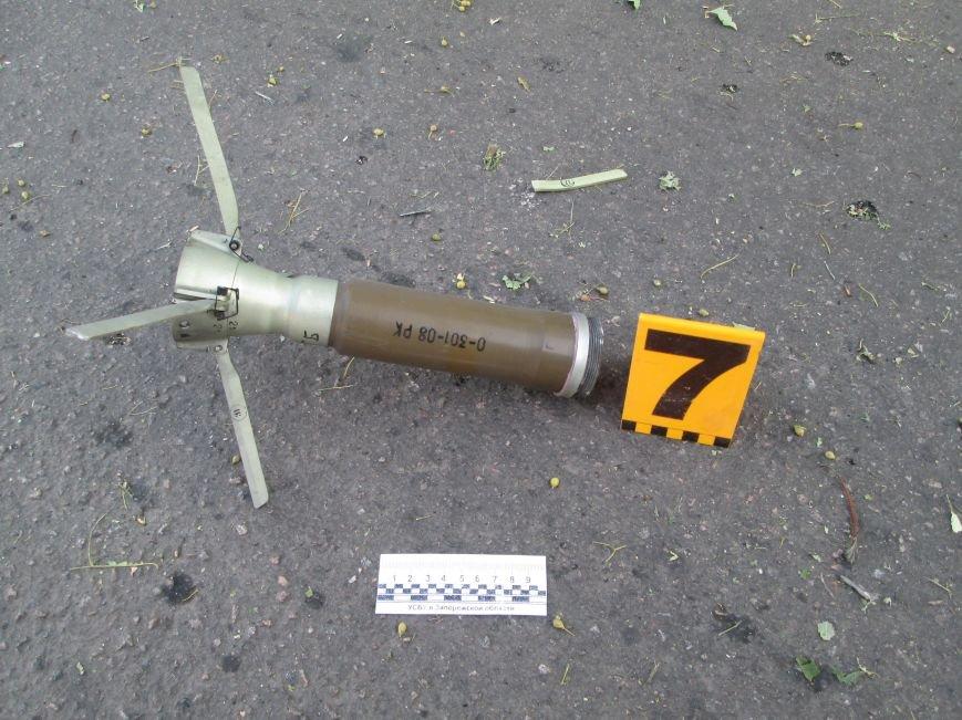 Бердянское УСБУ обстреляли из спецоружия для уничтожения зданий (ФОТО, ОБНОВЛЕНО), фото-4