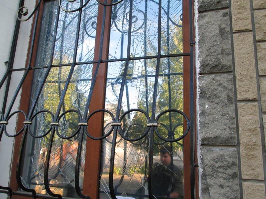 Бердянское УСБУ обстреляли из спецоружия для уничтожения зданий (ФОТО, ОБНОВЛЕНО), фото-5