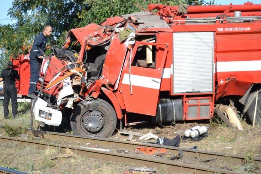 В Мариуполе разбился автомобиль МЧС (ФОТО), фото-10