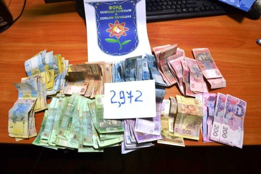Мариупольцы передали детям-отказничкам из Донецка коляску, 3 тысячи гривен и 4 тележки продуктов (ФОТО), фото-24