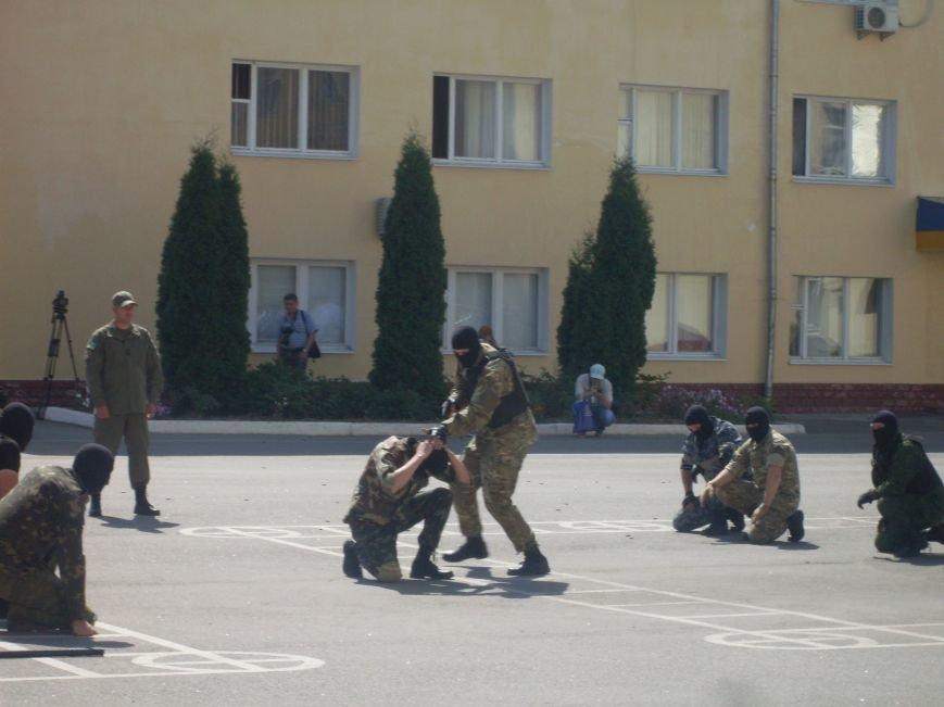 Бойцы батальона патрульной службы особого назначения «Кировоград» приняли присягу (фото), фото-17