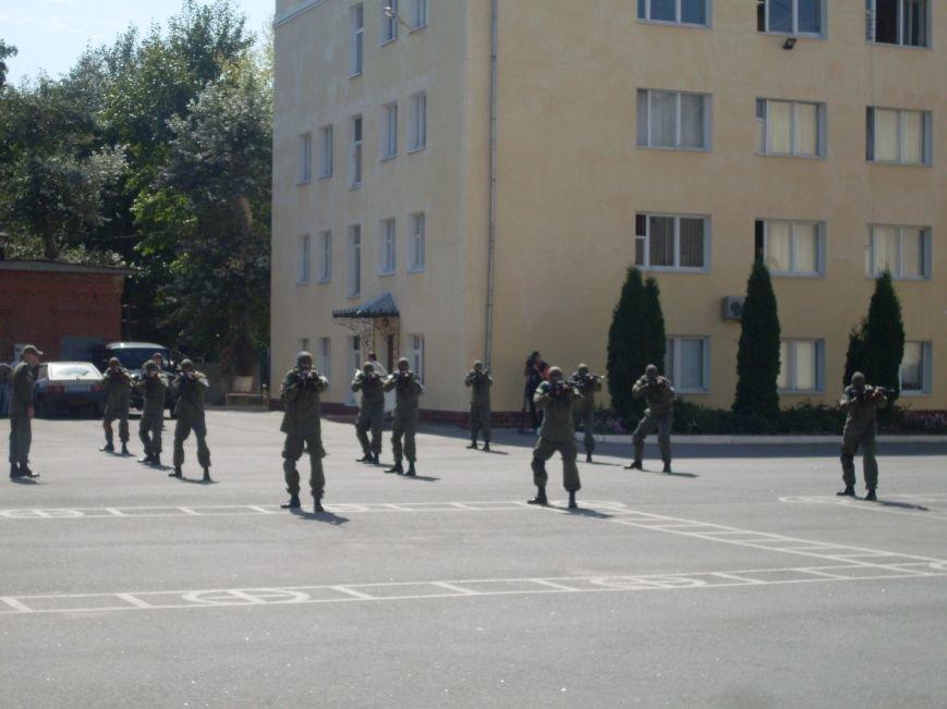 Бойцы батальона патрульной службы особого назначения «Кировоград» приняли присягу (фото), фото-10
