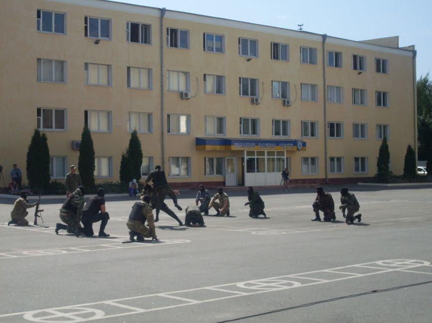 Бойцы батальона патрульной службы особого назначения «Кировоград» приняли присягу (фото), фото-15
