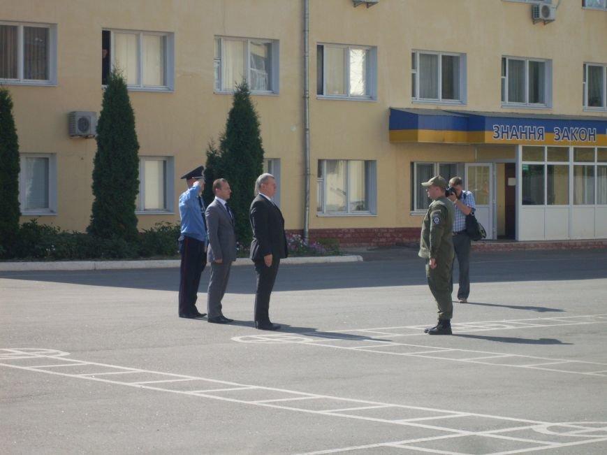 Бойцы батальона патрульной службы особого назначения «Кировоград» приняли присягу (фото), фото-4