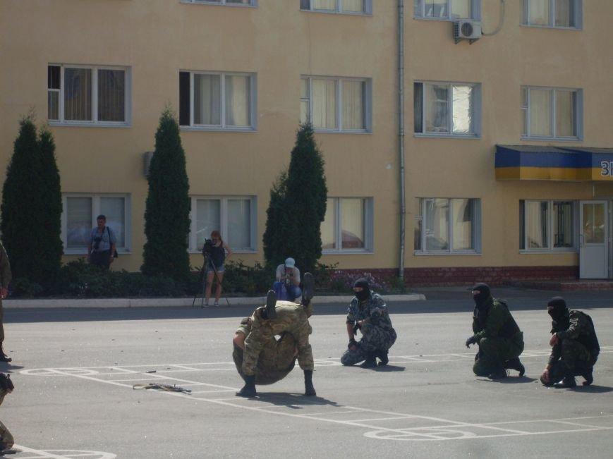 Бойцы батальона патрульной службы особого назначения «Кировоград» приняли присягу (фото), фото-18