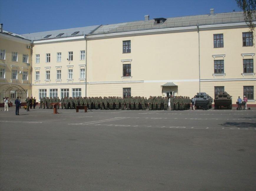 Бойцы батальона патрульной службы особого назначения «Кировоград» приняли присягу (фото), фото-1
