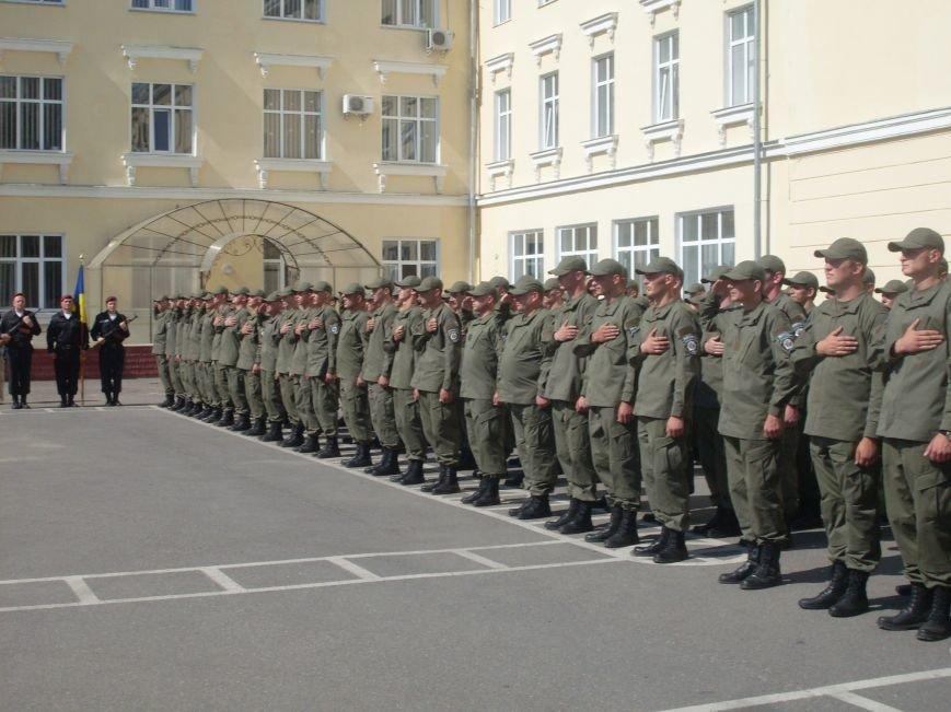 Бойцы батальона патрульной службы особого назначения «Кировоград» приняли присягу (фото), фото-5
