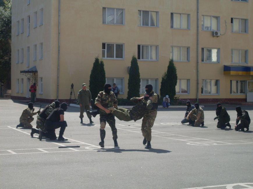 Бойцы батальона патрульной службы особого назначения «Кировоград» приняли присягу (фото), фото-16