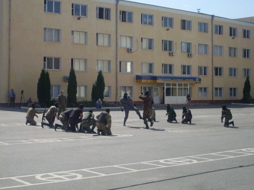 Бойцы батальона патрульной службы особого назначения «Кировоград» приняли присягу (фото), фото-14