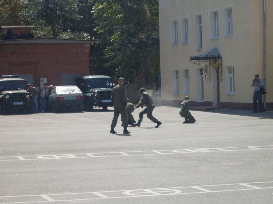 Бойцы батальона патрульной службы особого назначения «Кировоград» приняли присягу (фото), фото-12