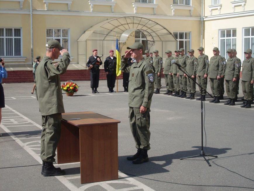 Бойцы батальона патрульной службы особого назначения «Кировоград» приняли присягу (фото), фото-7