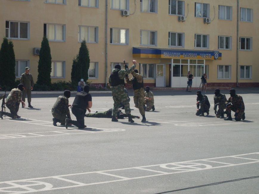 Бойцы батальона патрульной службы особого назначения «Кировоград» приняли присягу (фото), фото-13