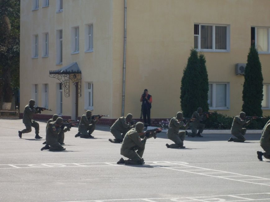 Бойцы батальона патрульной службы особого назначения «Кировоград» приняли присягу (фото), фото-11