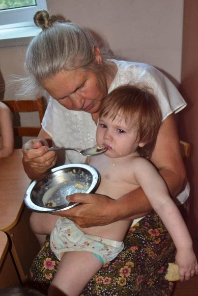 Персонал донецкого дома ребенка «Малютка»  поразился милосердию мариупольцев (ФОТОРЕПОРТАЖ), фото-9