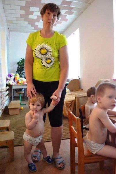 Персонал донецкого дома ребенка «Малютка»  поразился милосердию мариупольцев (ФОТОРЕПОРТАЖ), фото-12