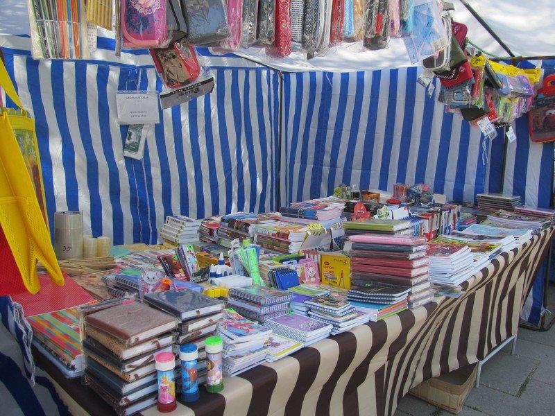 В Симферополе открылся большой школьный базар (ФОТО), фото-3