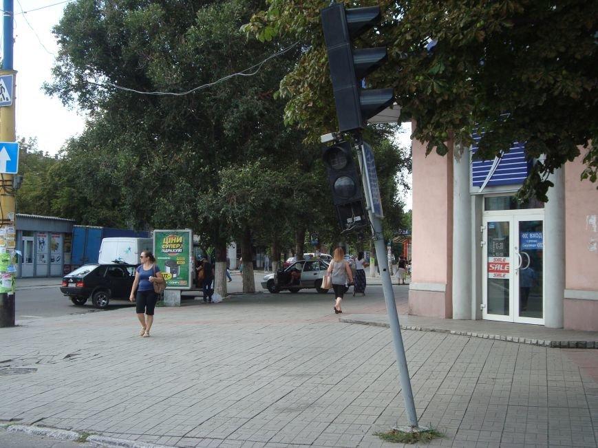 В Днепродзержинске на безопасность дорожного движения предусмотрено около миллиона гривен, фото-1
