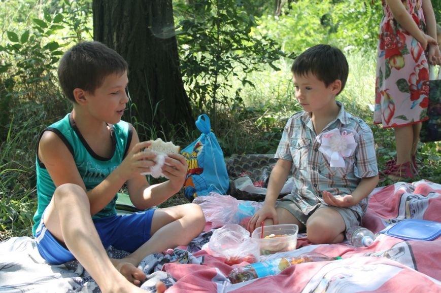 Настроение просто класс! В Часов Яре открыли летний лагерь при Дворце культуры (ФОТО+ВИДЕО), фото-10