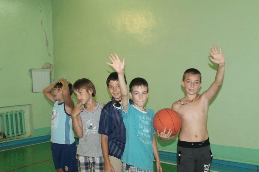 Настроение просто класс! В Часов Яре открыли летний лагерь при Дворце культуры (ФОТО+ВИДЕО), фото-7