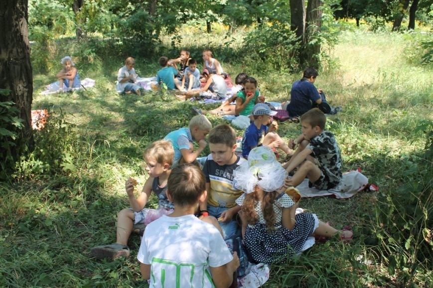 Настроение просто класс! В Часов Яре открыли летний лагерь при Дворце культуры (ФОТО+ВИДЕО), фото-9