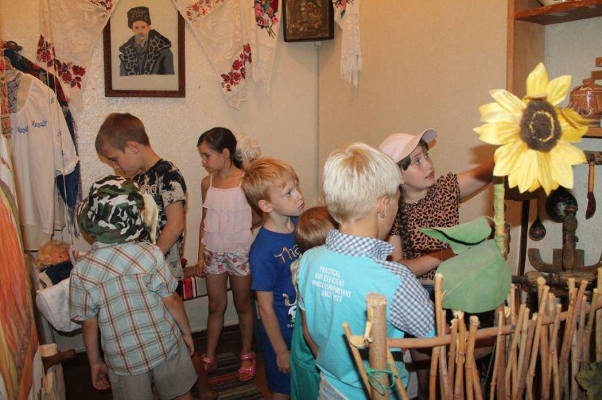 Настроение просто класс! В Часов Яре открыли летний лагерь при Дворце культуры (ФОТО+ВИДЕО), фото-15