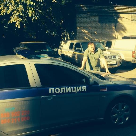 В Донецке батальон «Днепр» захватил в плен «полицейских  ДНР» (ФОТО), фото-2