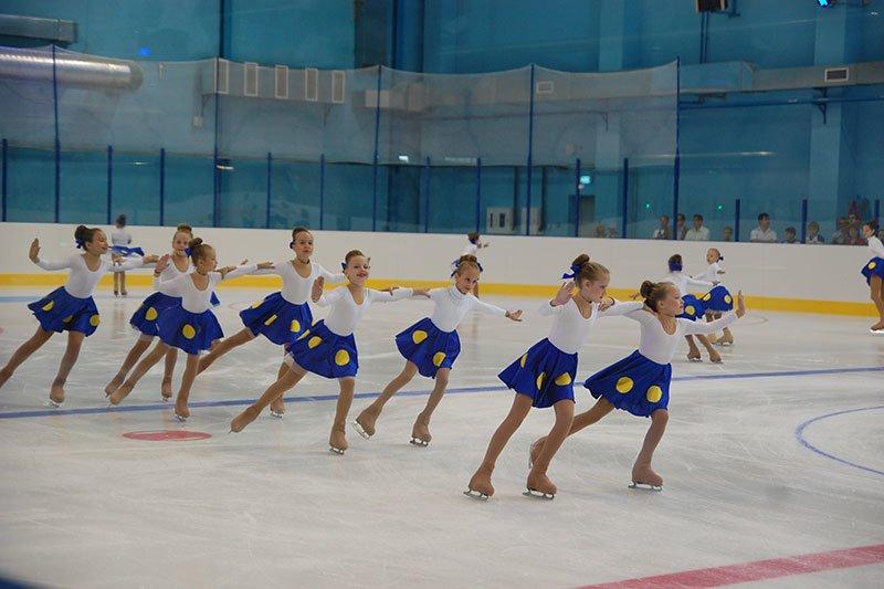 В Белгороде открыли новый ледовый дворец, фото-3
