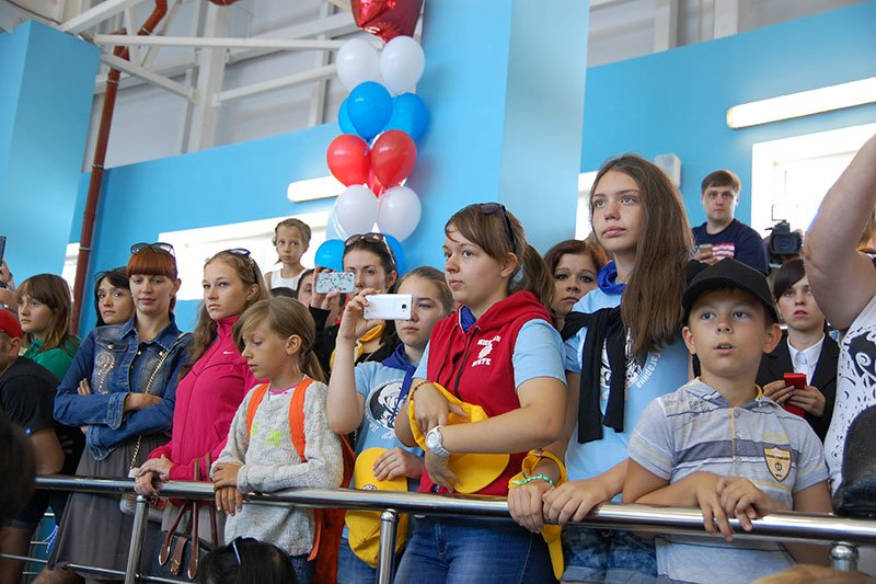 В Белгороде открыли новый ледовый дворец, фото-5