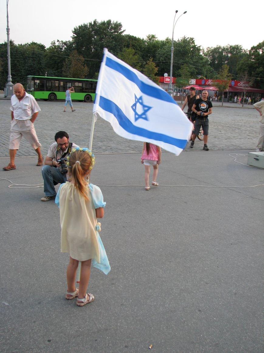 В Харькове прошел объединенный митинг за Украину и небольшое собрание проросийских активистов, фото-10