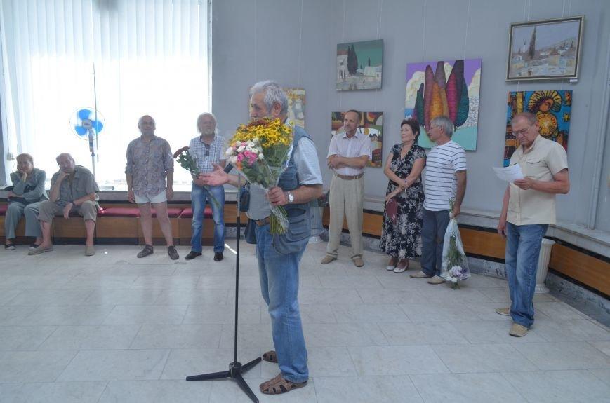 Выставка «Восточный ветер» открылась в Симферополе (ФОТО), фото-14