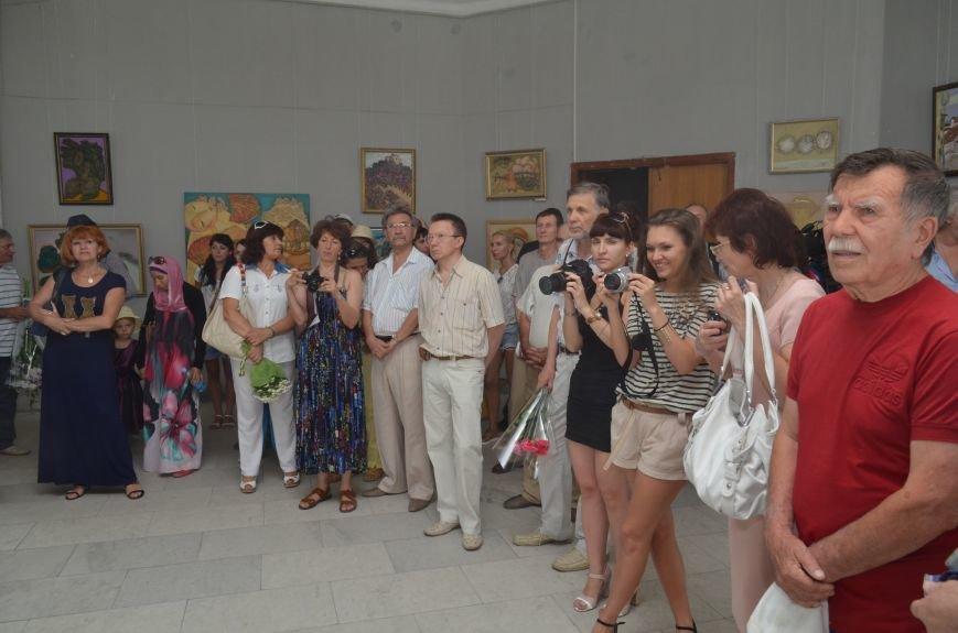 Выставка «Восточный ветер» открылась в Симферополе (ФОТО), фото-12