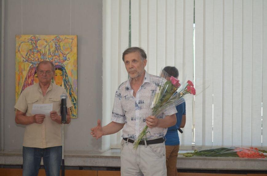 Выставка «Восточный ветер» открылась в Симферополе (ФОТО), фото-13