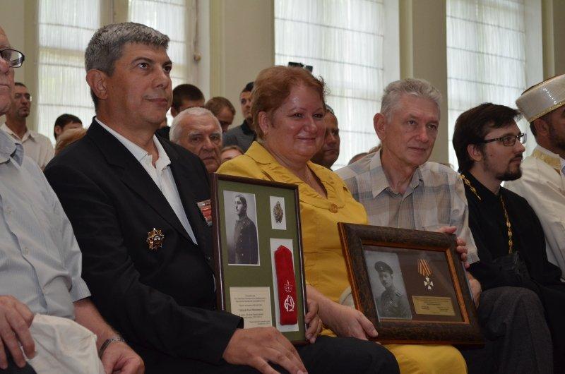 В Симферополе прошла патриотическая акция к 100-летию Первой мировой войны (ФОТО), фото-1
