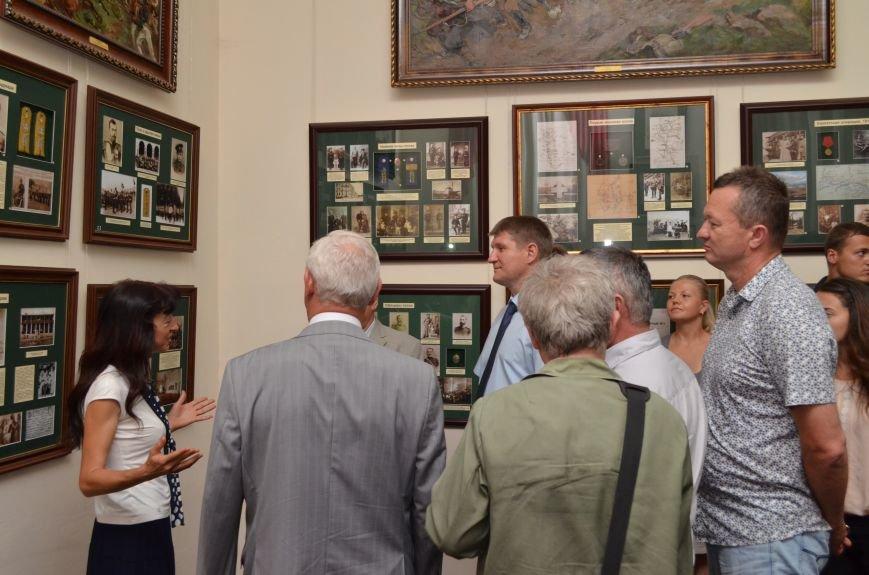 В Симферополе прошла патриотическая акция к 100-летию Первой мировой войны (ФОТО), фото-2