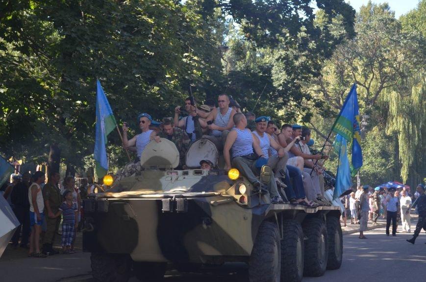 В Симферополе отпраздновали День ВДВ (ФОТОРЕПОРТАЖ), фото-7