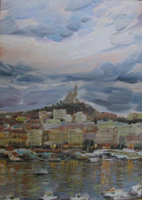 У Кіровограді відбулося відкриття виставки «Віктор ОРЛІ – амбасадор Провансу» (фото), фото-2