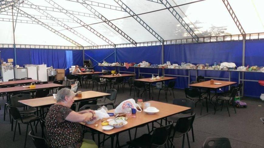 В Киеве построили центр для беженцев (ФОТОФАКТ), фото-2