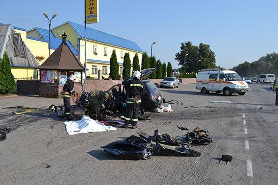 На Вінниччині розбилася родина з Кіровограда (фото), фото-1