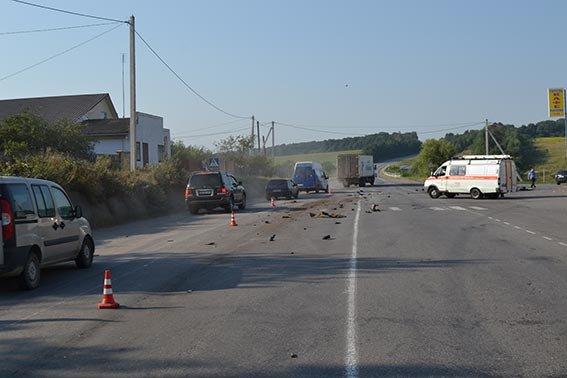 На Вінниччині розбилася родина з Кіровограда (фото), фото-2