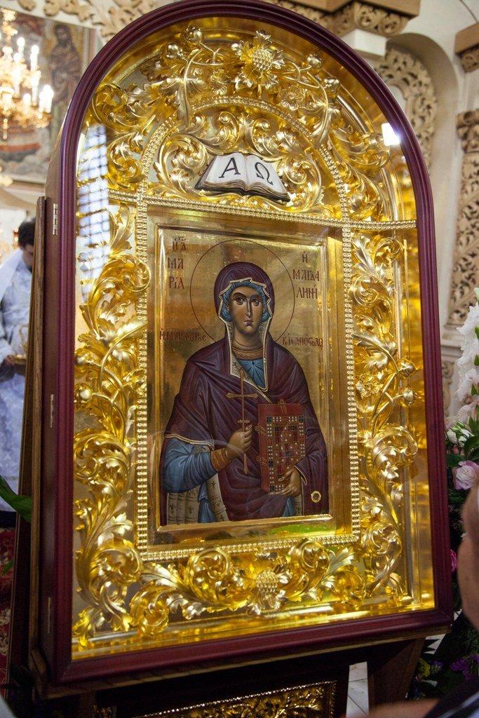 В Выдубицком монастыре почтили память равноапостольной Марии Магдалины (ФОТО), фото-1